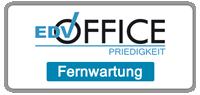 EDV-Office Kunden-Modul pcvisit Support 15.0 starten